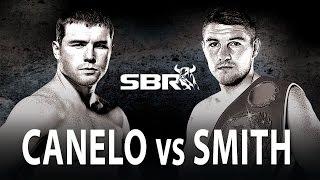 Canelo Alvarez vs Liam Smith Preview and Betting Predictions