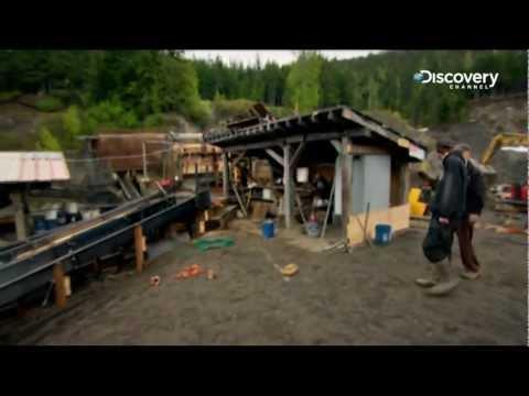 Gold Rush (Season 3): New Sluice Boxes