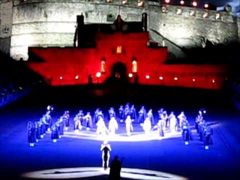 Edinburgh Military Tattoo Highlights