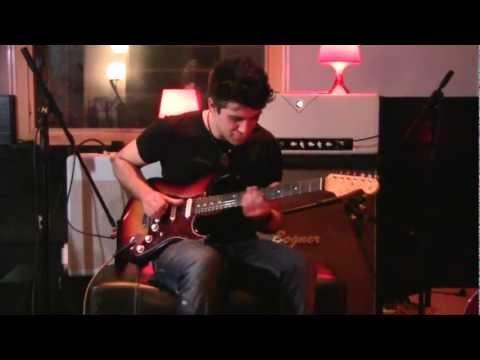 Diego Cartón [John Mayer Signature Strat Fender]