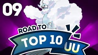 Pokemon Showdown Road to Top Ten: Pokemon Sun & Moon UU w/ PokeaimMD #9
