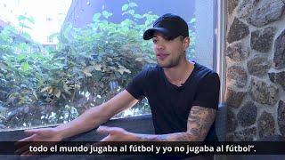 """David Lafuente, ex de Auryn: """"Sufrí 'bullying' durante 10 años"""""""