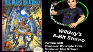 The Blues Brothers (NES) Soundtrack - 8BitStereo