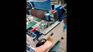 Beltwin PVC/PU conveyor belt skiving machine