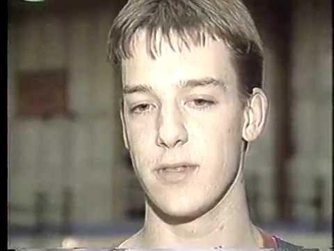 Larkin High Basketball: Elgin December 8 1989