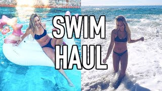 BIKINI HAUL TRY ON 2018!
