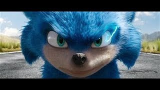 Sonic the hedgehog trailer but actually good with memes