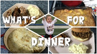 Beth's What's For Dinner🍤🍝 Cook With Me 🍳Real Everyday Meal Ideas😊