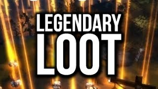 Diablo 3: Reaper of Souls Legendary Loot!