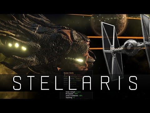 Stellaris Season 2 - #37 - Empire Vs The Swarm. Could this be the end?