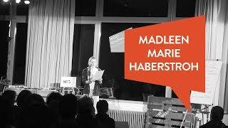 Schulranzenbengel - Madleen Marie Haberstroh // WORT:SCHÖPFUNG Poetry Slam