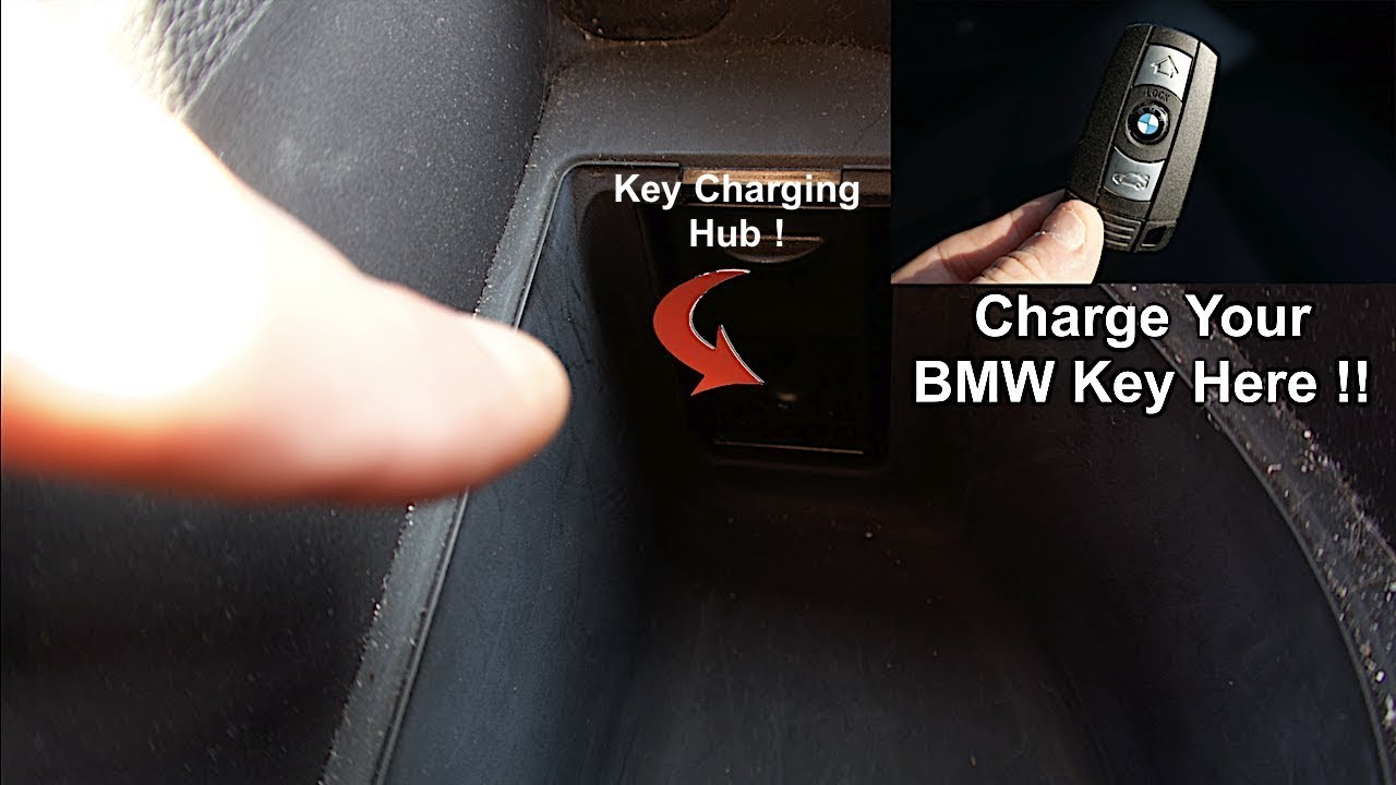 You Have been Charging Your **BMW KEY** (WRONG) This Whole Time !