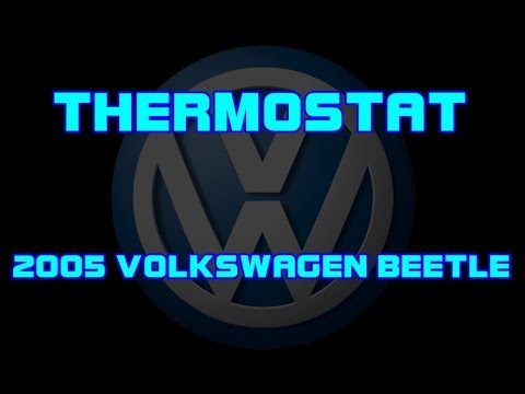 ⭐ 2005 Volkswagen Beetle - 2.0 - Thermostat