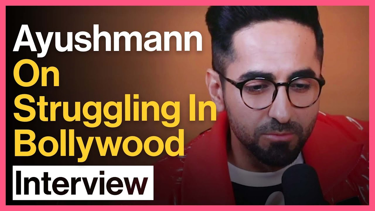 Ayushmann On Making It In The Movie Industry