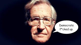 "Noam Chomsky: Bernie Sanders ""Would"