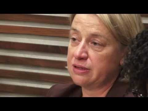 Natalie Bennett - Leader of the Green Party of England & Wales