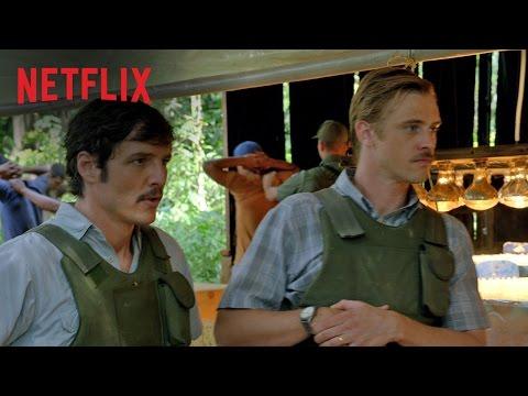 Trailer do filme Narcos (1ª Temporada)