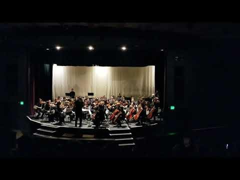 Dvořák, Symphony No. 9, II. Largo by Youth Symphony