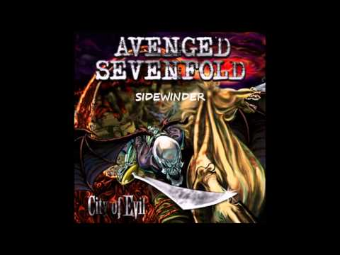 Avenged Sevenfold - Sidewinder [Instrumental]
