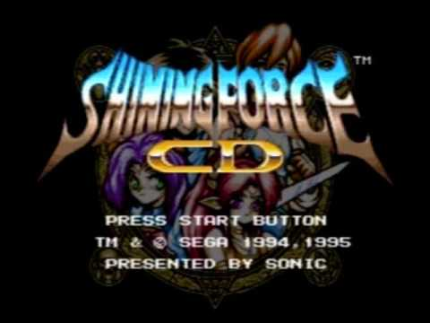 Shining Force CD Game Music: Track 2 (Sonic! Software Planning Screen)