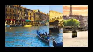 видео Автобусные туры по Европе с отдыхом на море