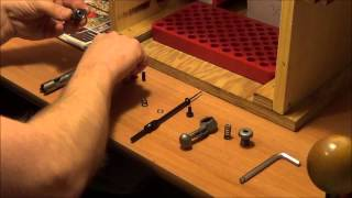 SAVAGE AXIS BOLT DISASSEMBLY