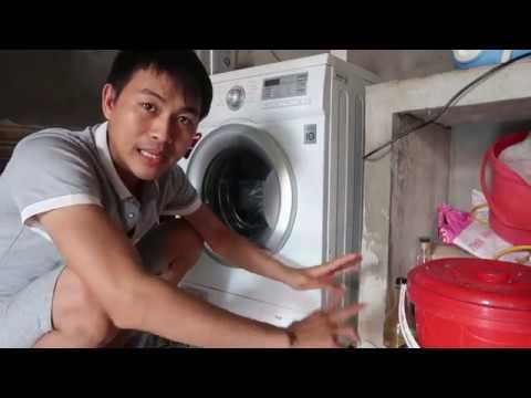 vệ sinh máy giặt LG đơn giản nhất 2019 | cleaning LG washing machine