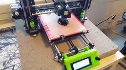 Ctc Prusa I3 3D-tulostimen esittely