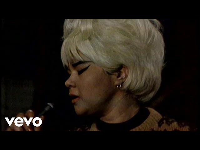 Etta James - Something's Got A Hold On Me (Live)