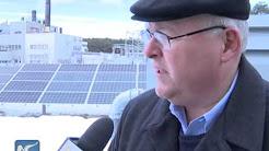 RAW: Cutting-edge researches underway at NY solar farm