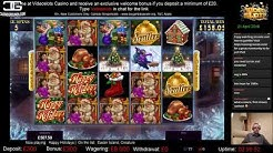 Happy Holidays Big Win | Microgaming | Videoslots Casino