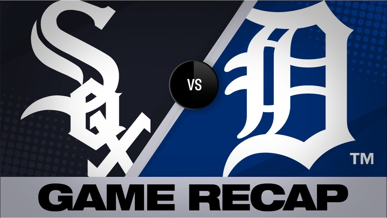Giolito, Skole lead White Sox past Tigers | White Sox-Tigers Game Highlights 8/5/19