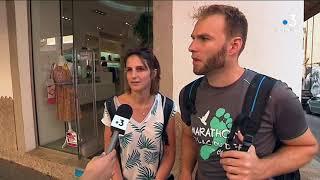 Tourisme :à Ajaccio, les vacanciers boudent leshôtels