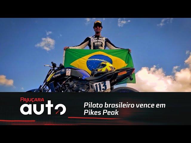 Piloto brasileiro vence em Pikes Peak, nos Estados Unidos, na categoria Middleweight