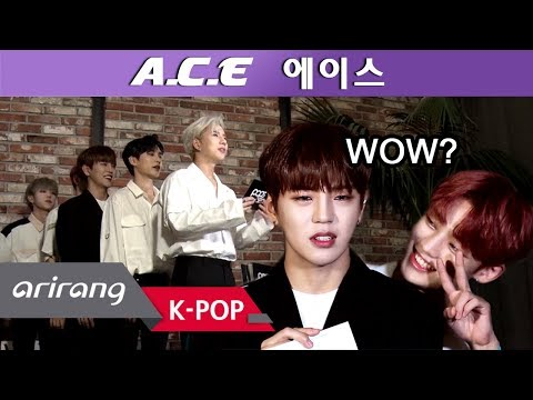 [Pops in Seoul] Set to be a hero! A.C.E(에이스) Interview for 'Under Cover(언더커버)'