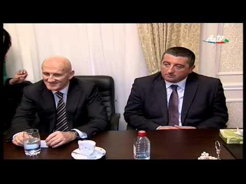 Opening of Consulate of Montenegro in the Republic of Azerbaijan 03.12.2013 - AZTV