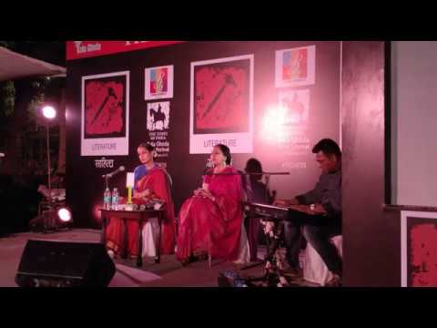 Celebrated in Song – Indian Novels Collective at Kala Ghoda Arts Festival 2019