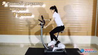Велотренажер InterFit Bike Drive K.07 - Видео обзор от компании ИнтерАтлетика