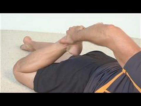 Arthritis Pain Relief : Hip & Knee Stretches