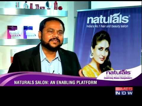 Naturals – India's no.1 Hair & Beauty Salon – Celebrating Women Changemakers