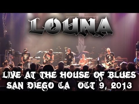 """LOUNA """"Mama"""" Live @ House Of Blues San Diego, October 09, 2013 [The Pretty Reckless Tour]"""