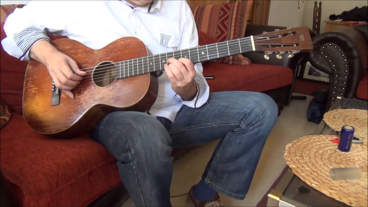 Perpetual Blues Machine Keb Mo Played On A 1920s Fhcm Guitar