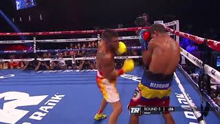 Vasyl Lomachenko Vs Miguel Marriaga Highlights (Marriaga Quit)