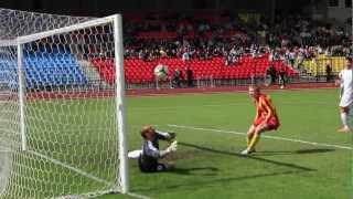 Вперед, за Тулу! №3. Арсенал (Тула) - Звезда (Рязань) 1:1(Матч от 8 сентября 2012 года. http://vk.com/public42586370 http://arsenaltula.ru/index.php?id=478 Матч «Арсенал» - «Звезда» обещал стать пода..., 2012-09-11T18:41:11.000Z)