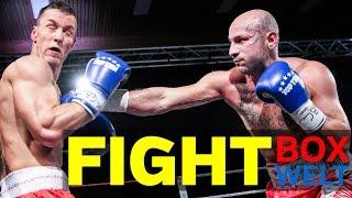 Denny Lehmann vs Giuseppe Lauri - 10 rounds Middleweight - 04.03.2017 - Müggelspreehalle Hangelsberg
