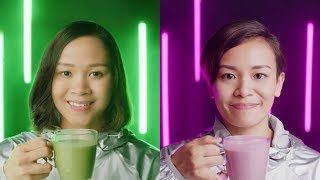 Pandelela and Cheong Jun Hoong's No.1 Choice of Health Drink NH Nutri Grains 2018 TVC