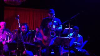 Sonic Mayhem Orchestra - Senor Blues (Horace Silver)