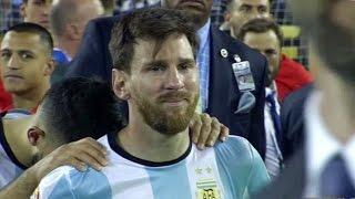 Lionel Messi vs Chile 720p HD (Copa America Final) 27/06/2016