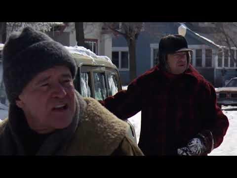 СТАРЫЕ ВОРЧУНЫ РОЖДЕСТВЕНСКАЯ ИСТОРИЯ  720 HD кино комедия Оценка 8.3