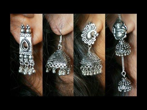 Easy DIY Earrings | Jhumkas | #TryDIY6
